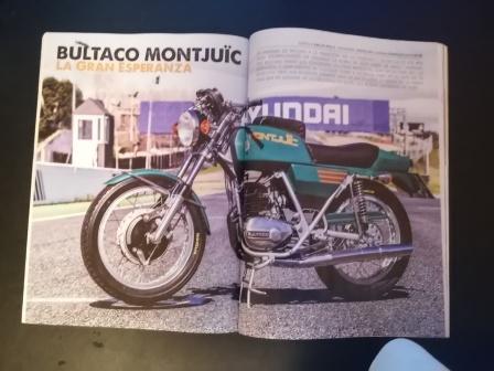 Bultaco Montjuïc 360 - 1974 15cln44