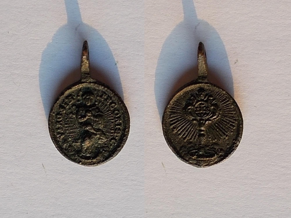 Inmaculada Concepción - SS. Sacramento, s. XVIII 15ntb1s