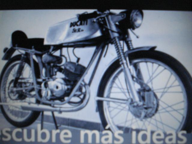 Ducati 50 cc con 6 velocidades 16h0r4k