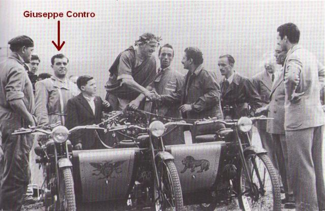guzzi - La primera Guzzi 65 fabricada en España 17fywh