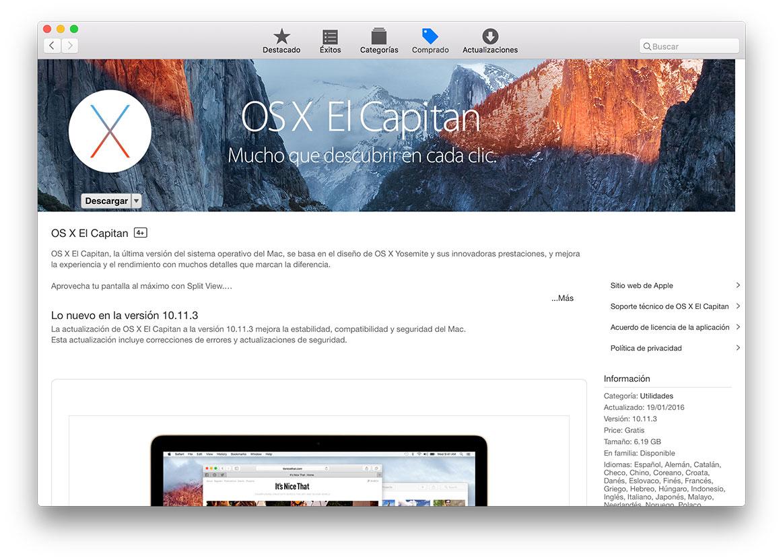 [TUTORIAL] VMWARE: INSTALANDO OS X EL CAPITÁN EN OS X Y WINDOWS... A LA BILBAÍNA 17quma