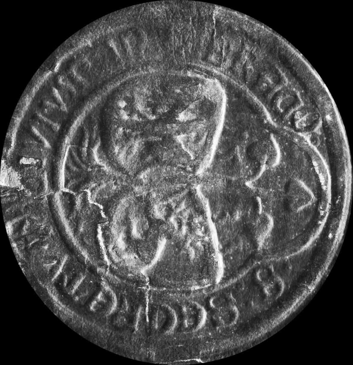 sigillum Girolamo Doria1533 ?? 1e5abc