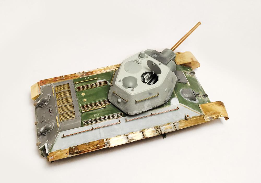 T-34-76 ICM 1/35 - Страница 3 1zp7kb4