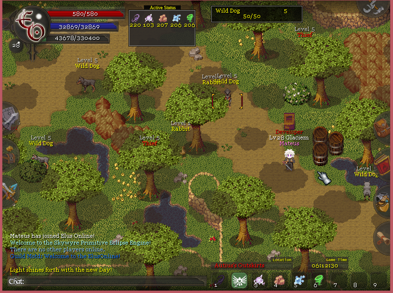 Elus Online: (MMORPG 2D) 209io15