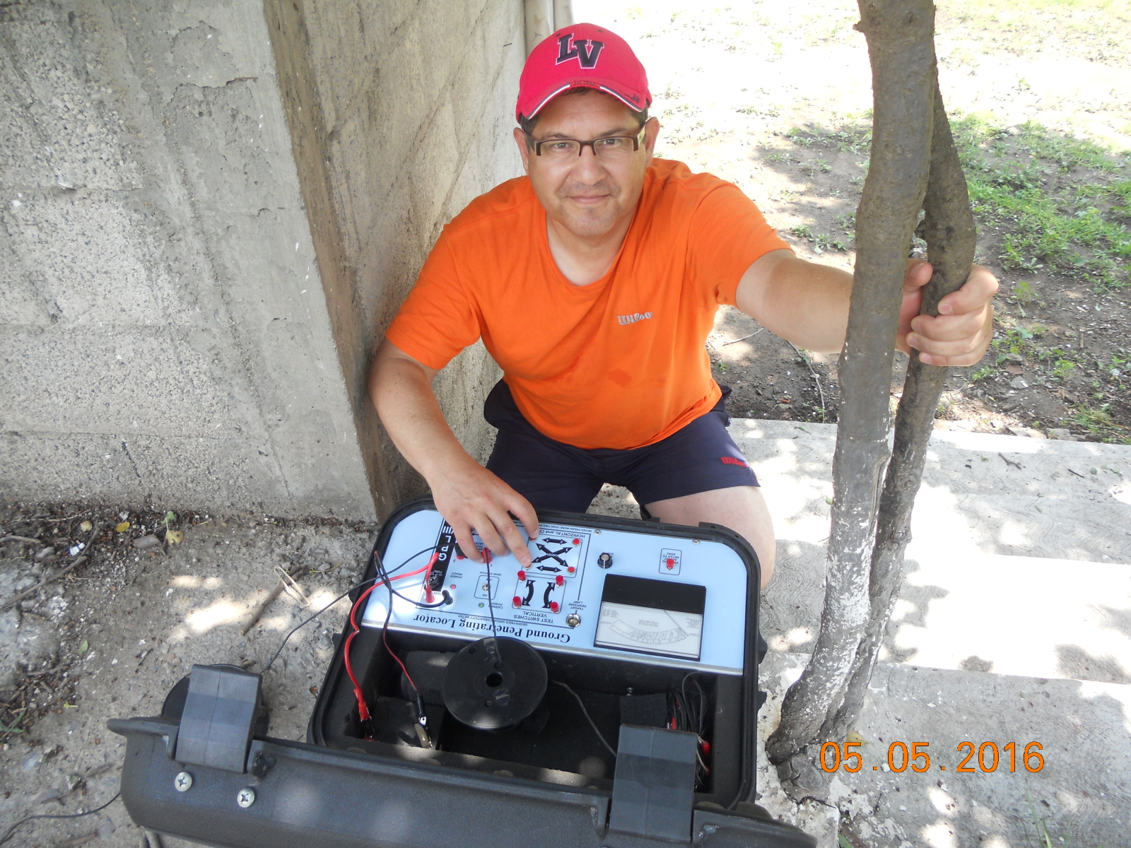 EQUIPO GEOFISICO DE RESISTIVIDAD GPL VIII 20b1gfc