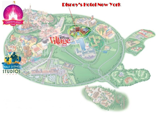 Disney's Hotel New York 211rw2x