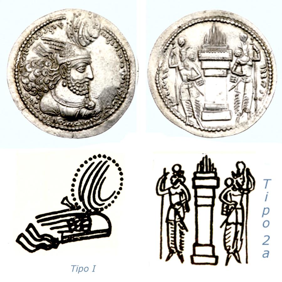 Las coronas de los shas de Persia. 21dpgjr