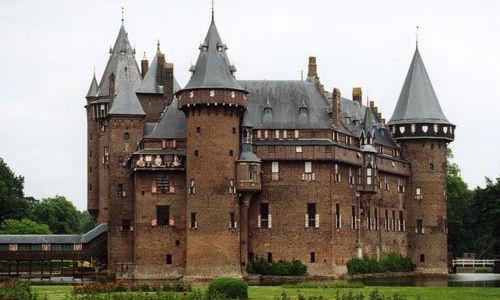 Amsterdam Castle