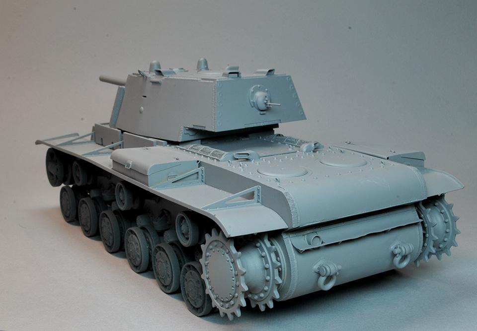 КВ-1 Ленинградский фронт 1942г 23mlzif