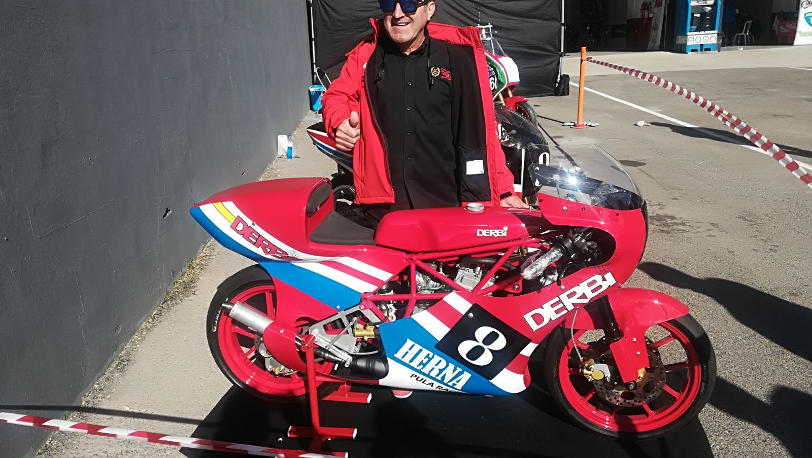 Replica Derbi 125 Moto Herna 23uae4p