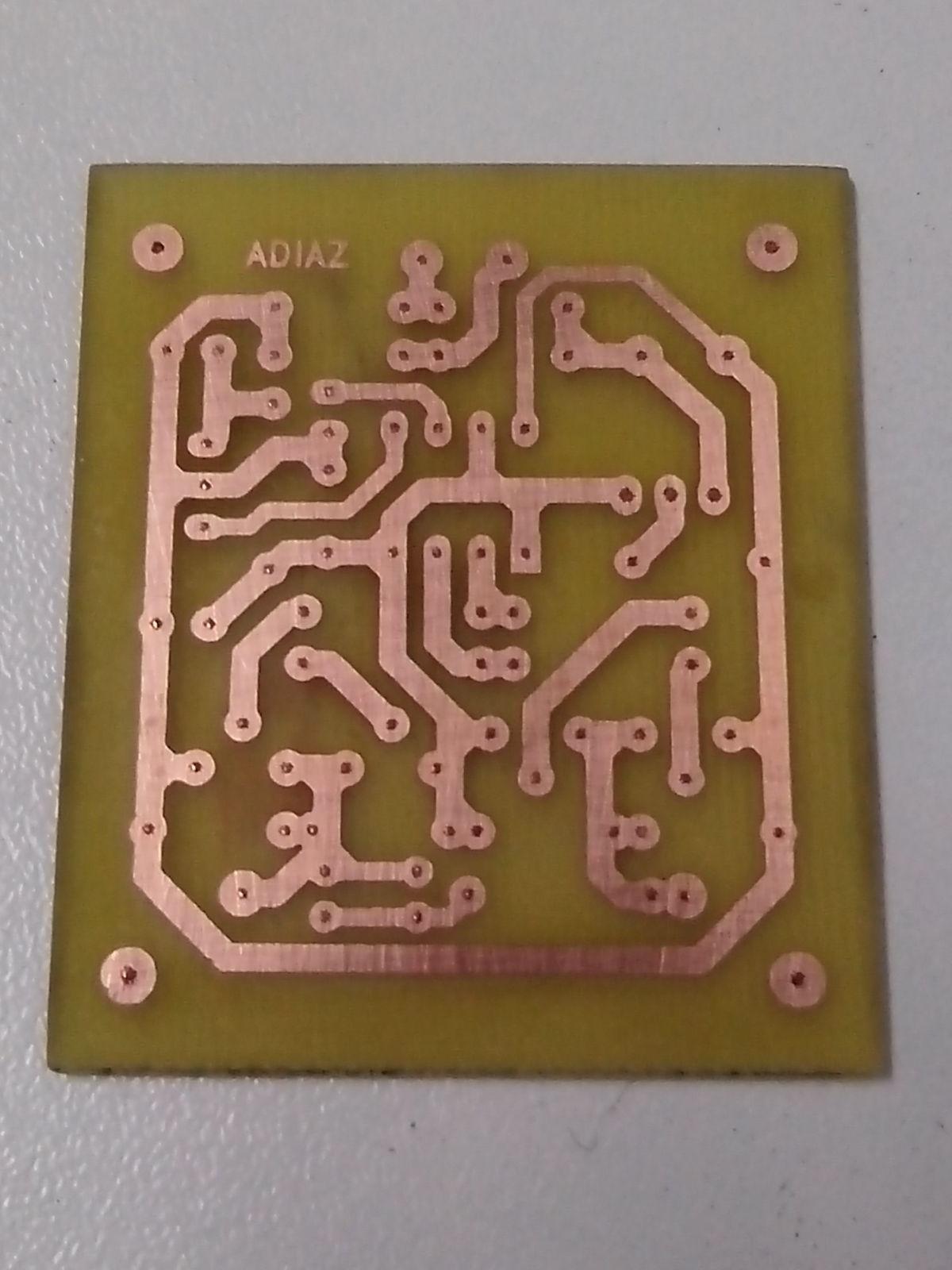 Receptor para control de Volumen motorizado 23wttnr