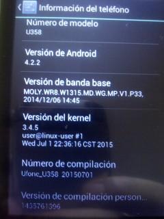 Aporte*#*firmware Ufone -U358 Leída NCK_Dongle 24606zk