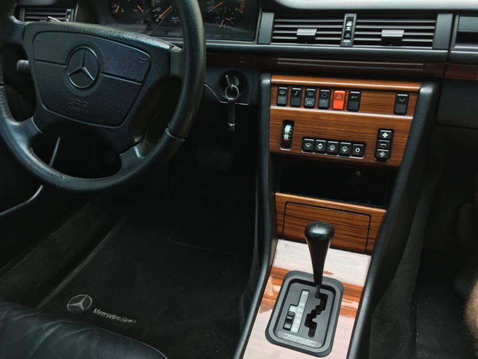 (VENDO): W124 300E 24V 1992 - R$16.000,00 24dnes6