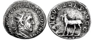Les antoniniens du règne conjoint Valérien/Gallien - Page 3 24fdx74
