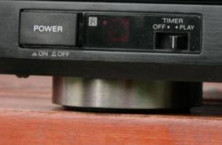 Pés para modulos hi-fi 24n1pvt