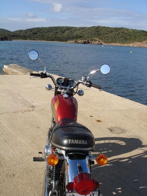 Yamaha XS 650 2564n79