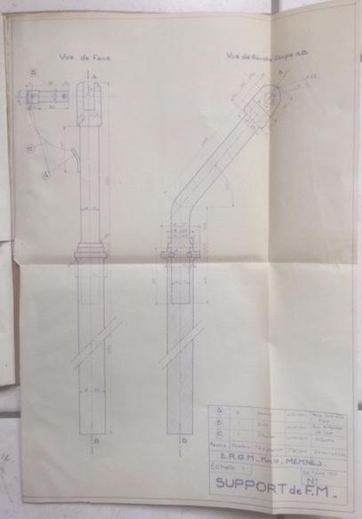 Armement de bord de la VLR DELAHAYE (affut) - Page 2 264riuc