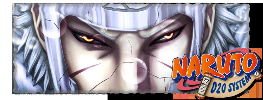 Naruto d20 Oficial