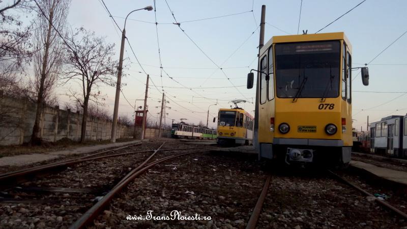 Depoul de tramvaie T.C.E. Ploiești - Pagina 2 28cpu13