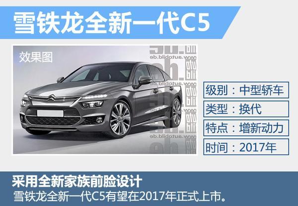 2021 - [Citroën] C5 III  [E43] 2924cxg