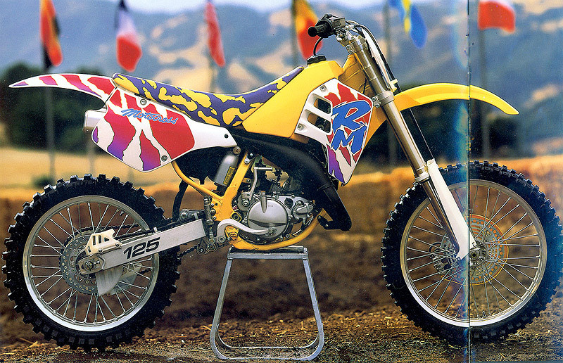 Proyecto Frontera 125 cc. Dirt-Track 29290up
