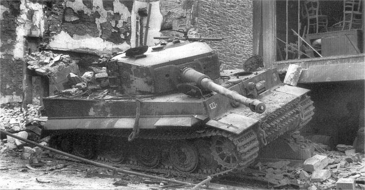 Petra, il mio Tiger I 29etco2