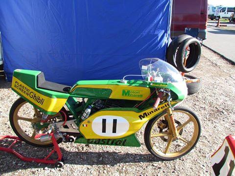 MH Minarelli 80 para circuito 29qo2eu