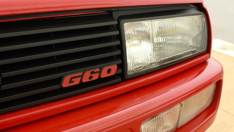 1990 VW Corrado G60 29zww36
