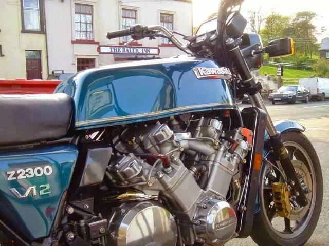 Kawasaki Z2300 12 V 2a4uyb5
