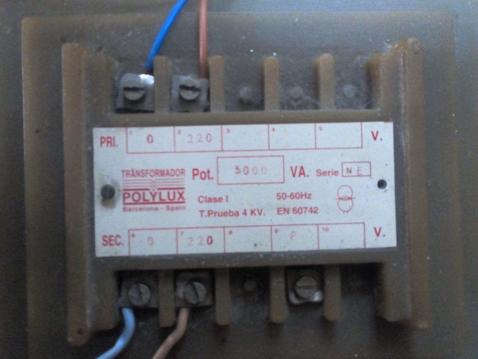 Transformador de aislamiento AC Edwards Audio ISO1: La lámpara de Aladino 2cd7bea