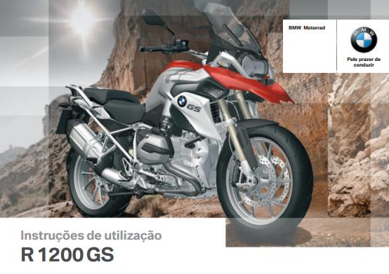BMW - R 1200 GS  - Manuais 2ch45md