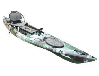 Nuevo kayak Marlin de Galaxy Kayaks! 2ck4r7