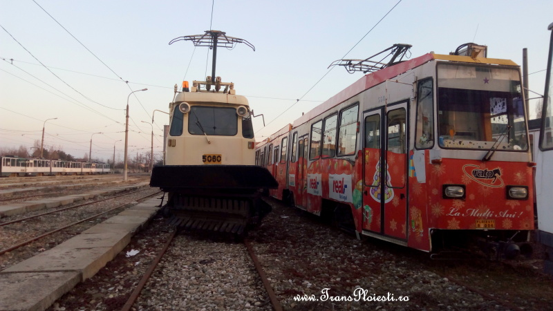 Depoul de tramvaie T.C.E. Ploiești - Pagina 2 2cxugqr