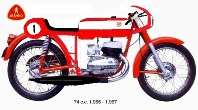 Mi nuevo proyecto: Bultaco Junior kit America 2d11tsg