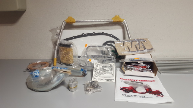 Mi Lambretta 150 Special 2exrhbs