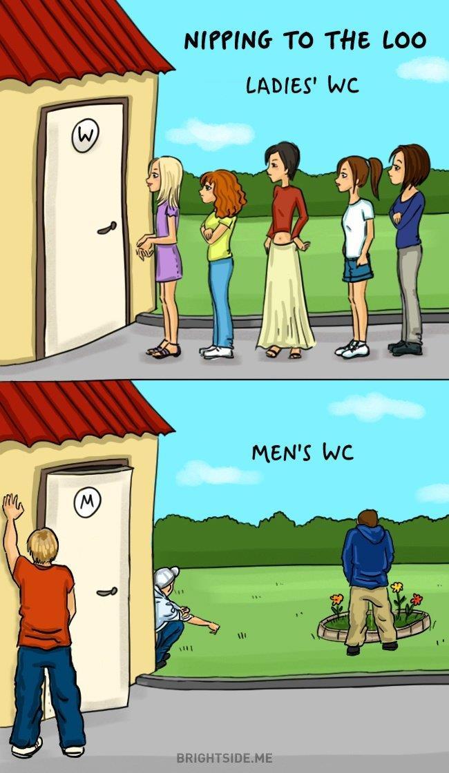 Ventajas de ser mujer vs ventajas de ser hombre - Página 2 2i7suja