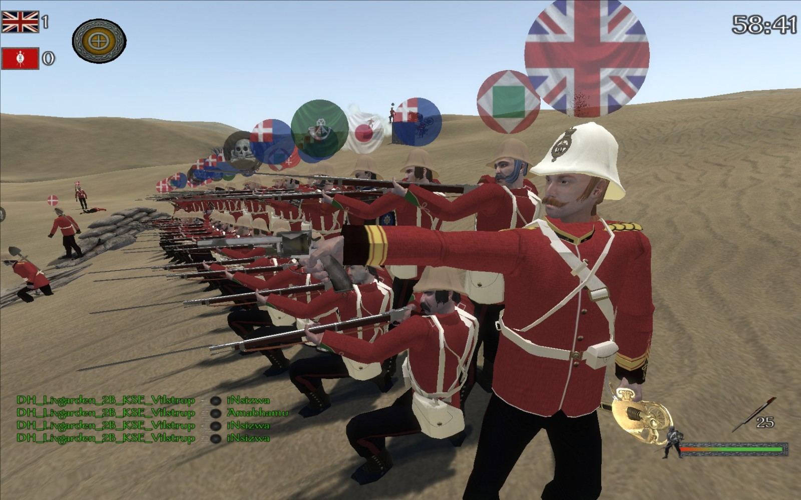 [NW]Anglo Zulu War  2iscdpt