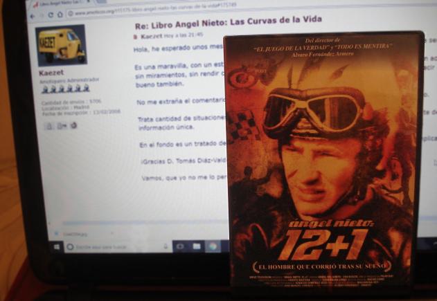Libro Angel Nieto: Las Curvas de la Vida 2ivd2q0