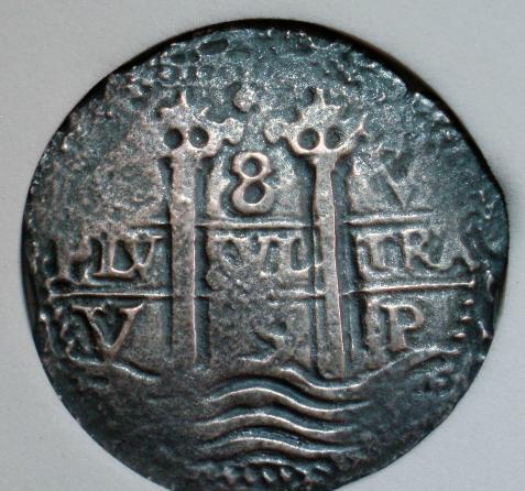 8 reales Carlos II ceca Potosi (1679?) 2iviur6