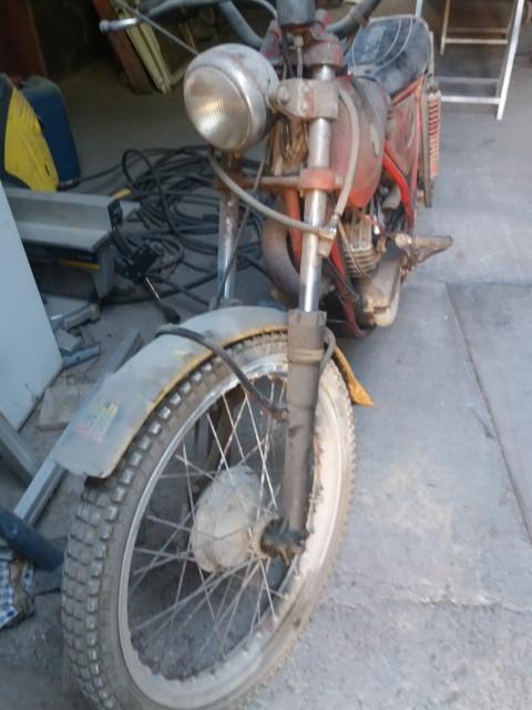 Bultaco Sherpa 74 - Farré 2j47xpe