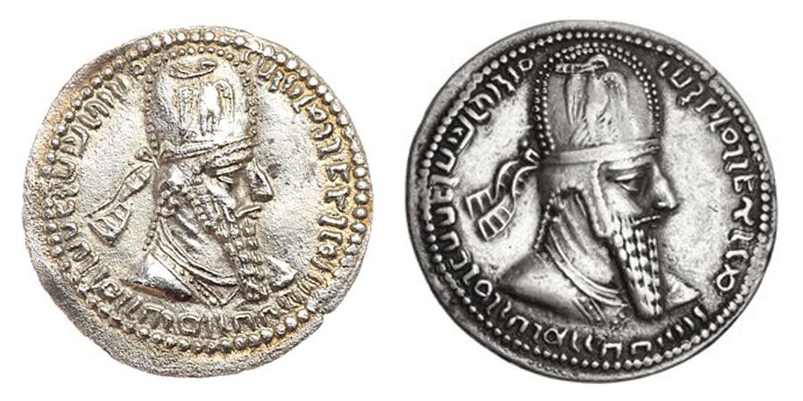 Las coronas de los shas de Persia. 2je3hw7