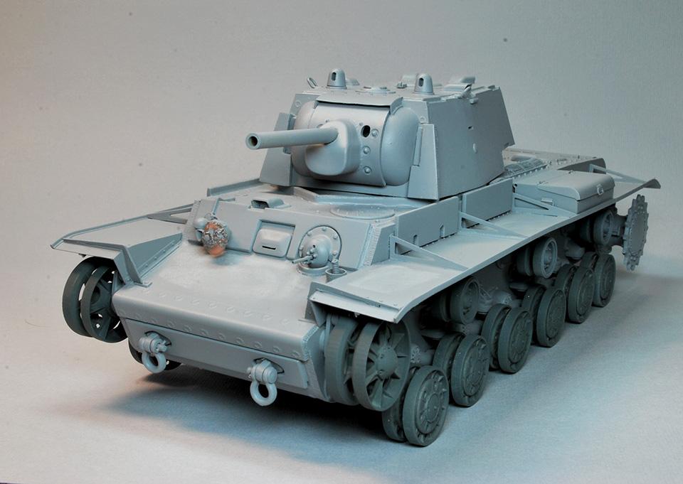 КВ-1 Ленинградский фронт 1942г 2l2s9h