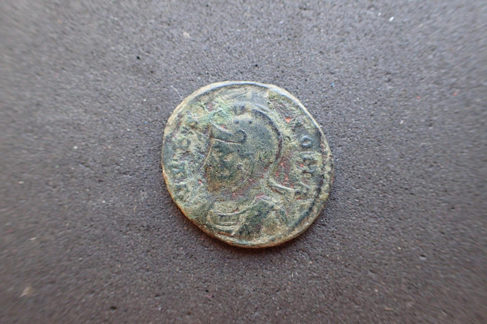 AE3 conmemorativa de Roma. VRBS ROMA. Roma 2l8koxs