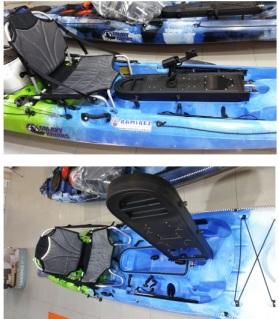 Nuevo kayak Marlin de Galaxy Kayaks! 2lbg676