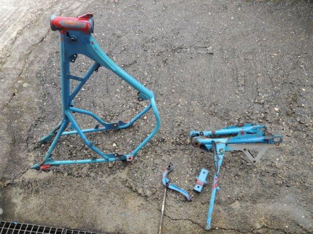 Os presento mi Bultaco Frontera 74 2lcptti