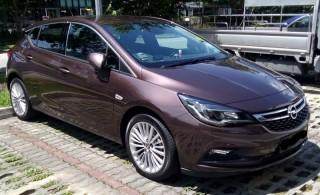 Guía para usuarios Opel Astra K: Colores 2n65abp