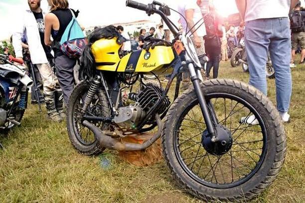 Rodamientos y retenes motor Puch Minicross 2prd194
