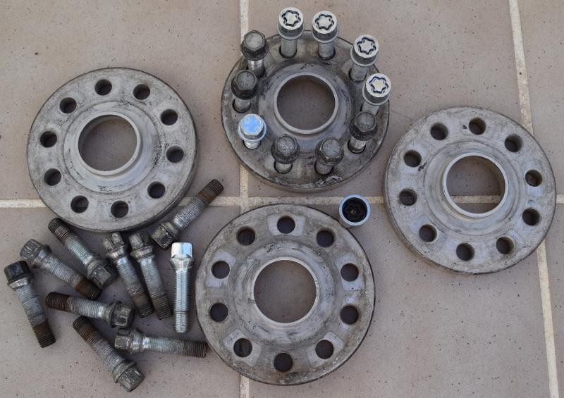 """Llantas BBS Motorsport 19"""" + neumáticos + separadores 2ps5aao"""