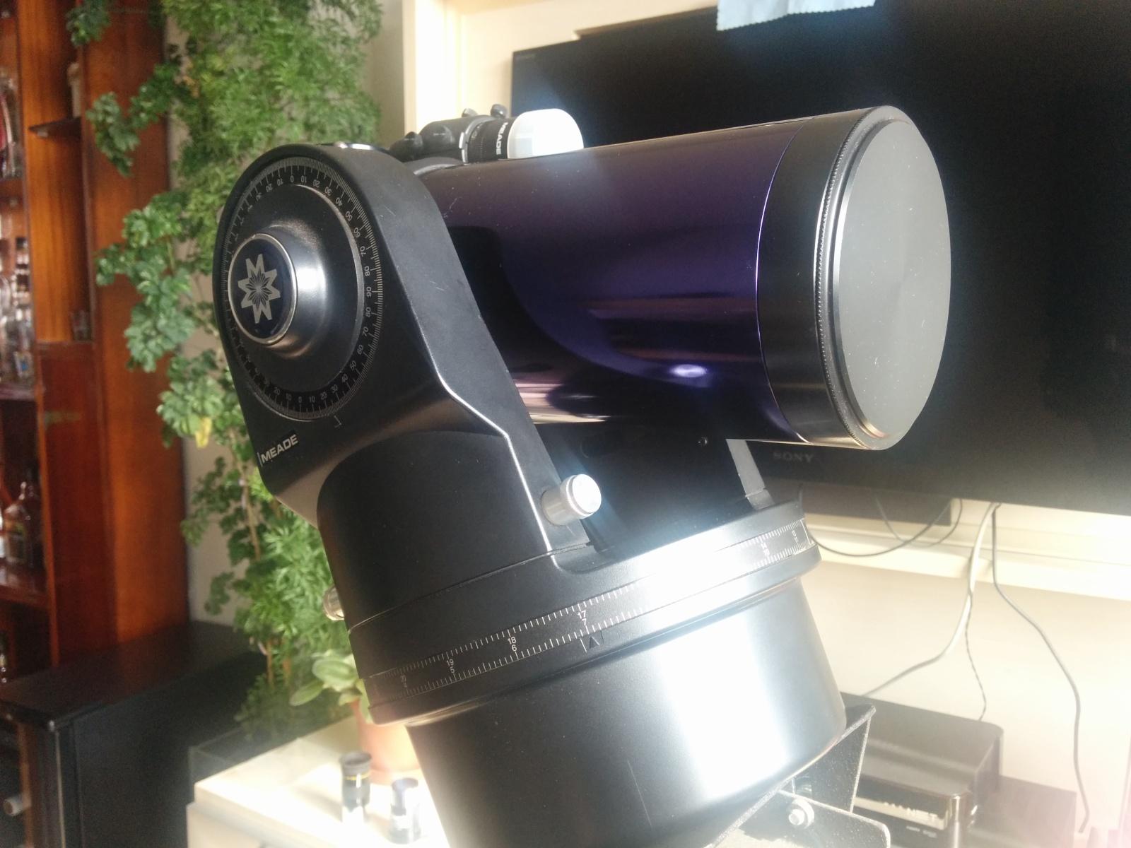 Meade ETX 90mm RA 2q32igy