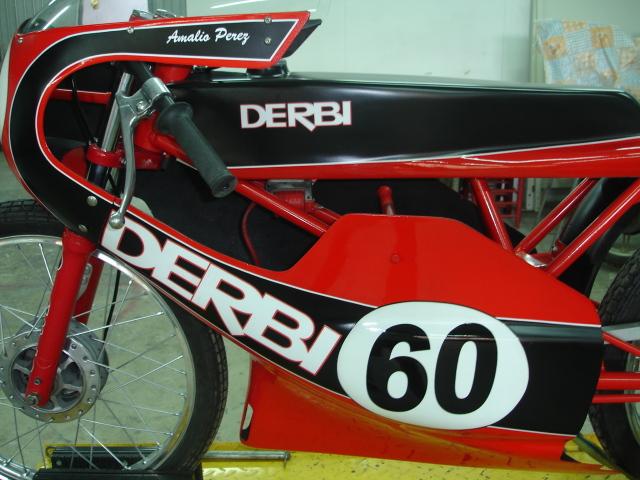 Derbi Diablo para Circuito 2q9f147